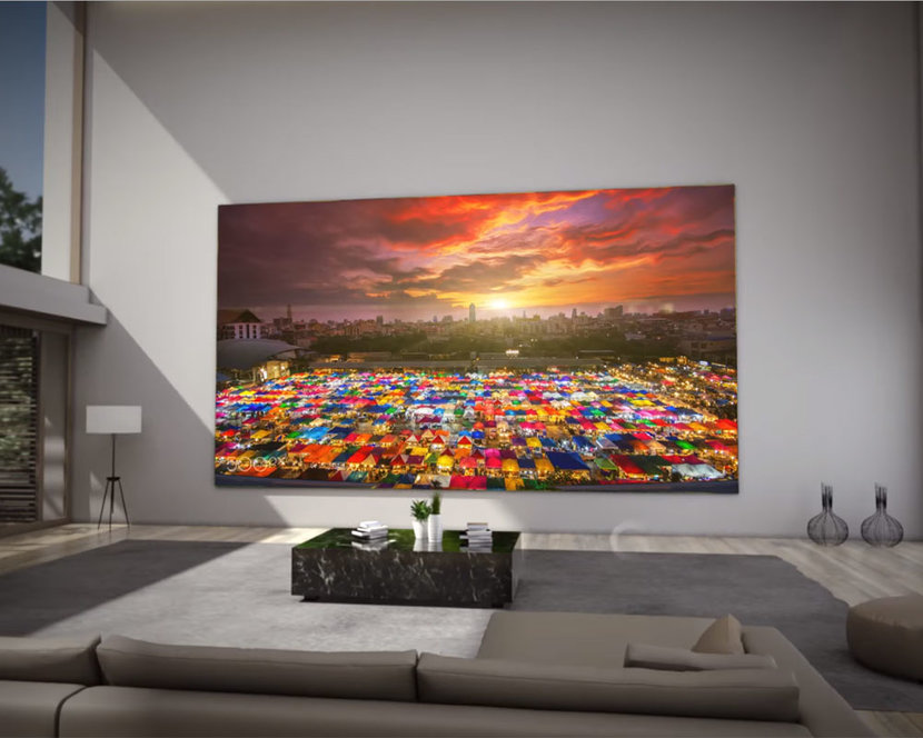 Samsung, The Wall 2.0, Televisions, 16K