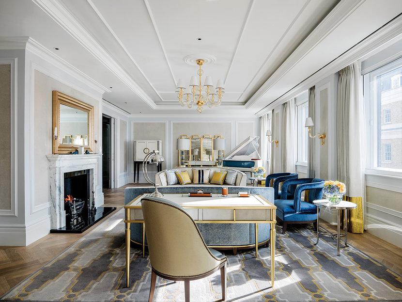 The Langham London, Sensational Suites, London