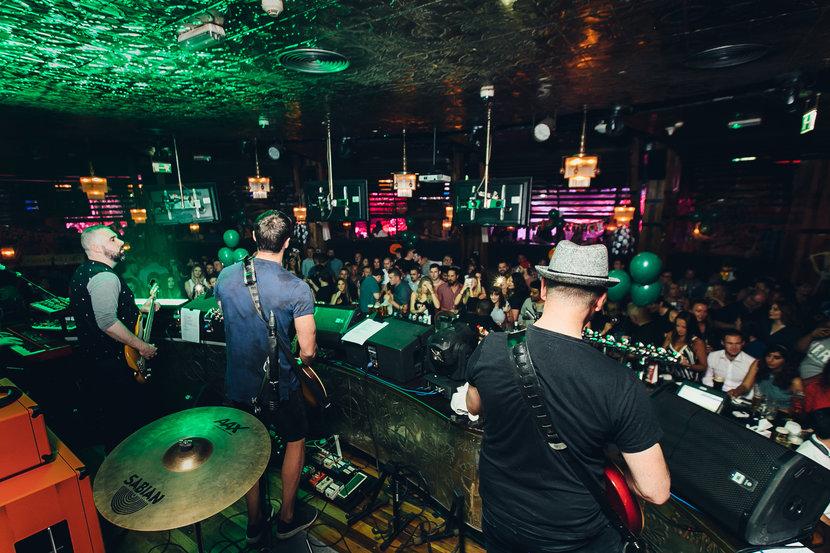 McGettigan's, Dubai, Music, Live Venue