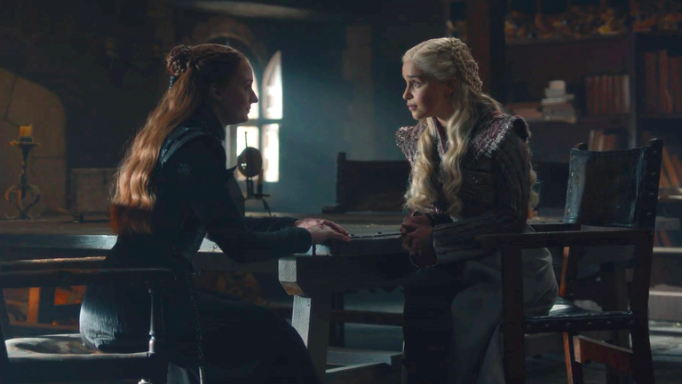 Game of Thrones season 8, Game of thrones