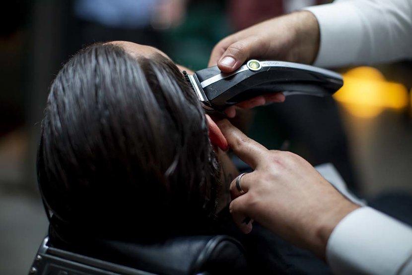 The Art of Shaving Green Room Citywalk The Art of Shaving The Art of Shaving Dubai  United Arab Emirates 4212019 Photo by Jessica SamsonITP ImagesThe Art of Shaving