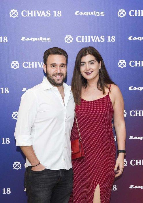 The Good Bartender, Chivas, Ali Khalifeh
