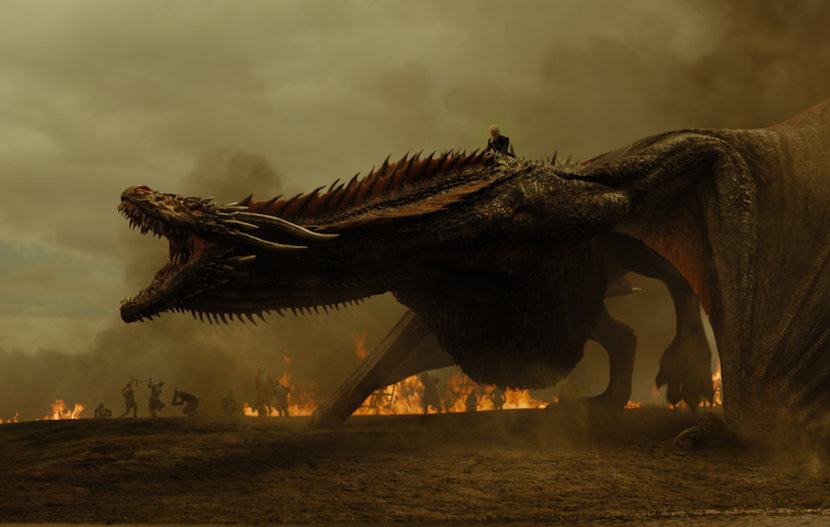 Game of thrones, The Long Night, George R.R. Martin, GoT