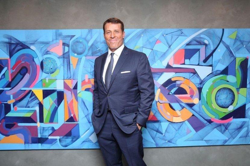 Tony Robbins, Dubai, Motivational Speaker