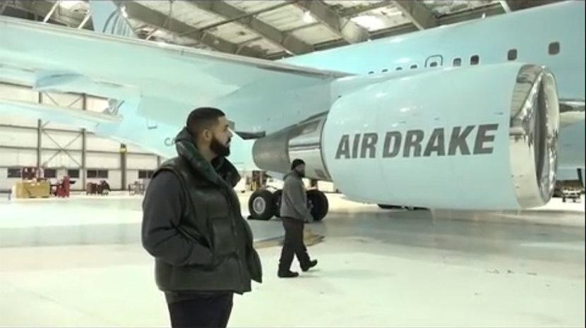 Air Drake, Virgil Abloh, Off-White, Social distancing, Boeing
