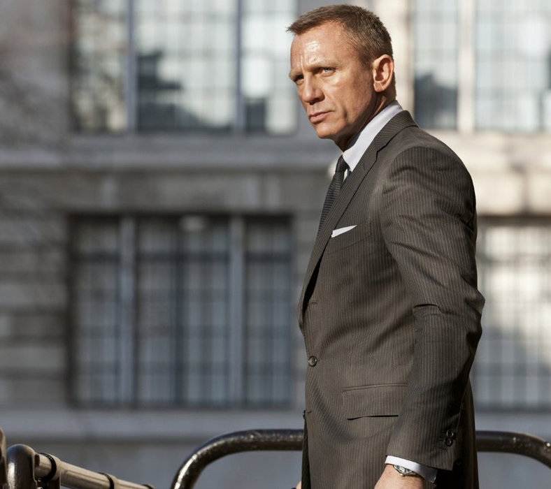 James Bond, Daniel craig, Bond 25