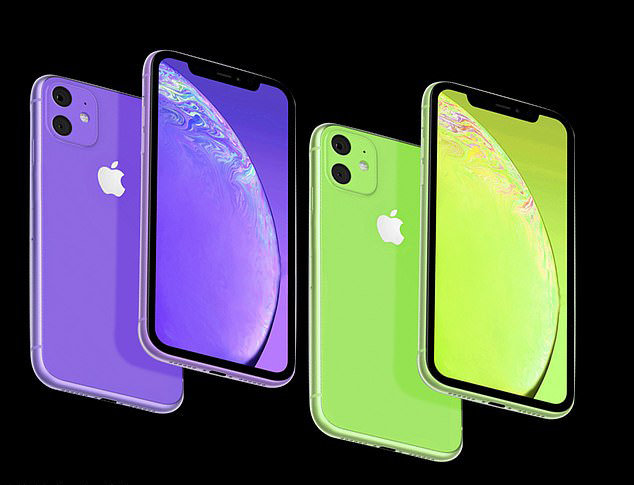 Iphone, IPhone XR2, IPhone colours