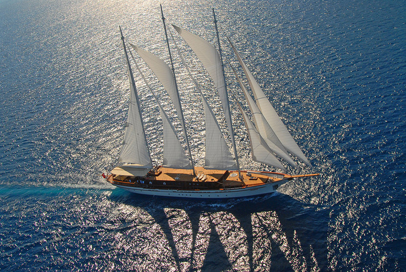 Turkey, Blue Voyage, Esquire Travel
