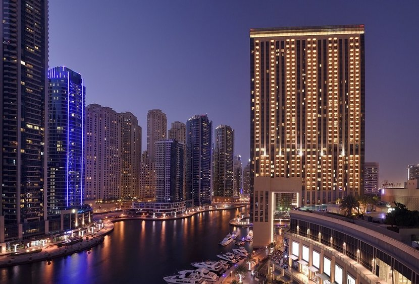 Updates, Address Dubai Marina, Spa