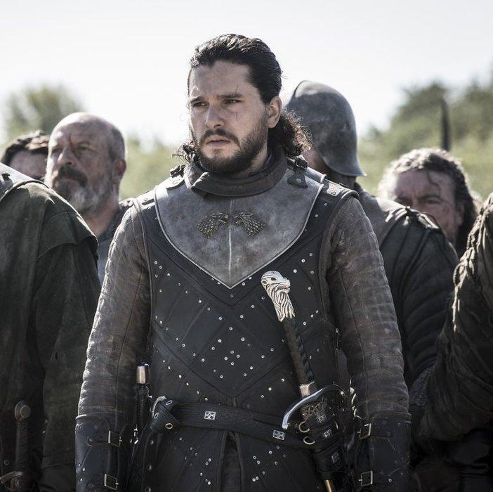 Game of thrones, Jon Snow