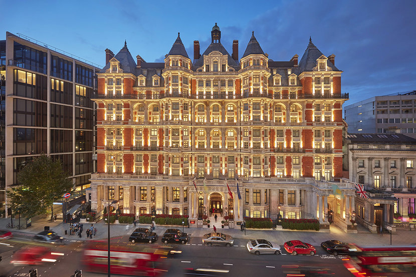 Mandarin Oriental Hyde Park London, Mandarin Oriental London
