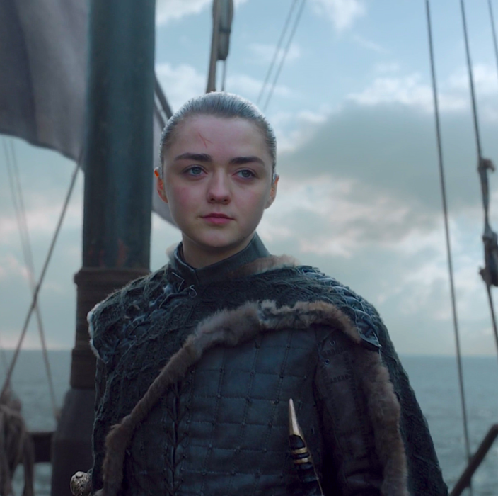Game of thrones, Arya Stark