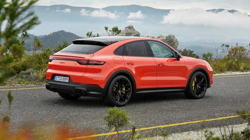 2020 Porsche Cayenne Coupe Will Be A Hybrid Esquire Middle East