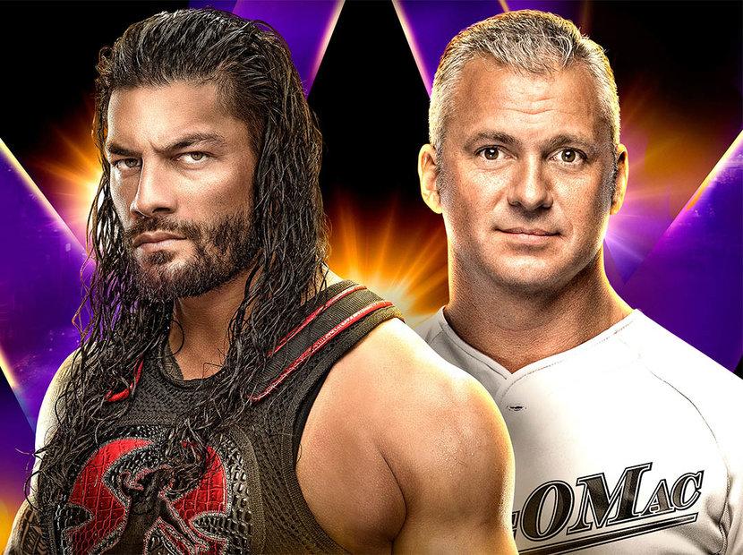 WWE, Super Showdown, Roman Reigns, Jeddah, Saudi Arabia