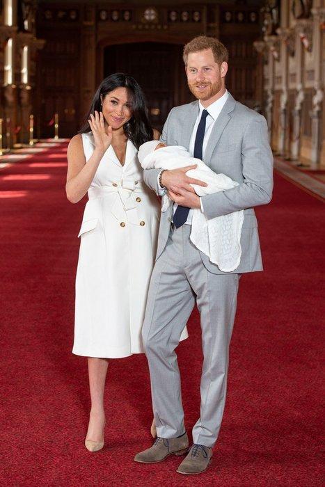 Royal Baby, Prince Harry, Meghan Markle
