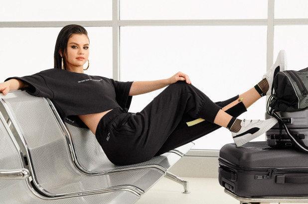 Selena Gomez, Fashion, Puma
