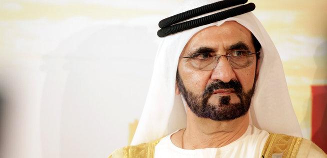 Residence, Sheikh Mohammad Bin Rashid Al Maktoum, Visa