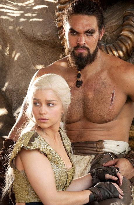 Game of thrones, Jason Momoa, Khal Drogo