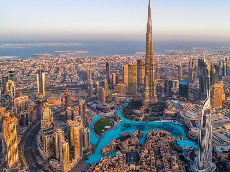 Dubai, Wealth, Safety, Travel, Tourism