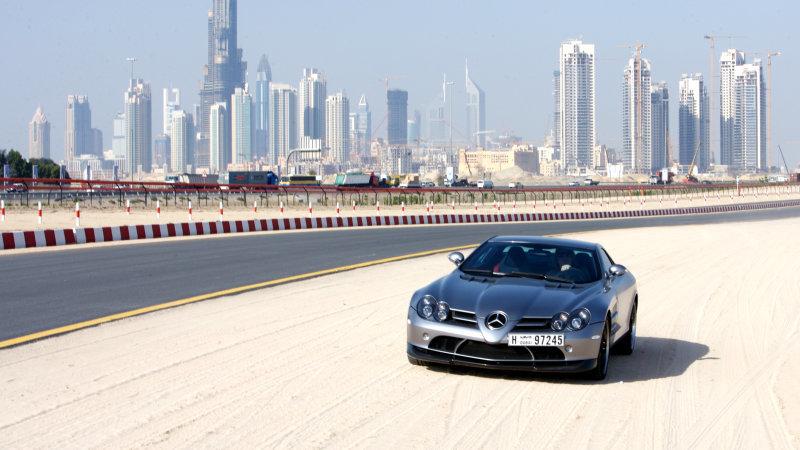 Dubai police, Car racing, New laws