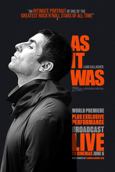 Cinema, Cannes, Music, Liam Gallagher