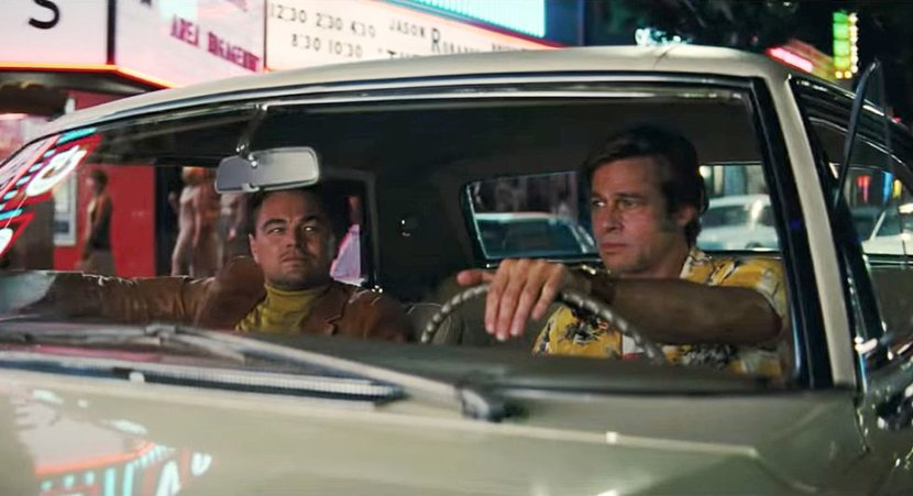 Once Upon a Time in Hollywood, Quentin Tarantino, Cinema