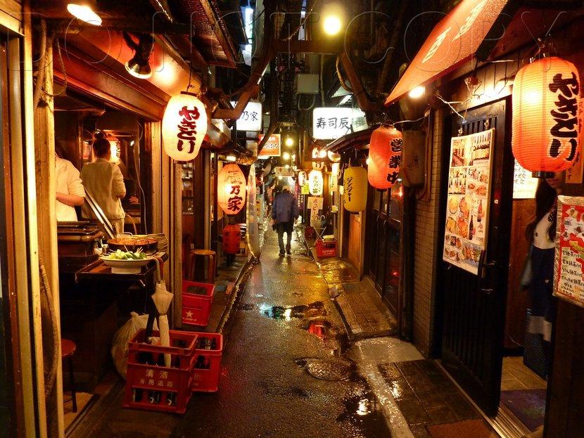 Japan, Food, Street food