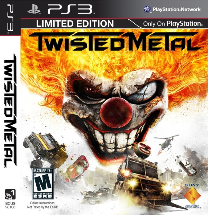 Twisted Metal, Sony, Cinema, Video games, Television