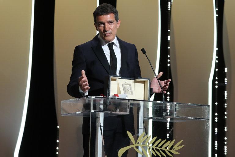 Celebrity, Cannes Film Festival, Antonio banderas, Penelope Cruz, Pain & Glory