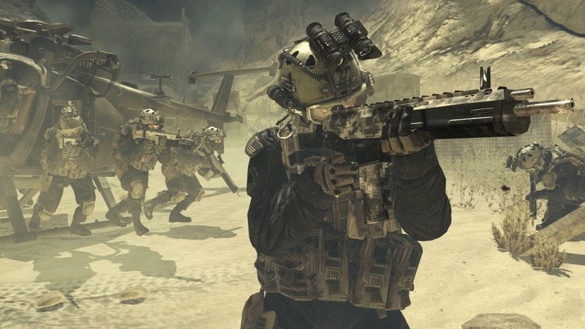 Video games, Call of Duty, Activision