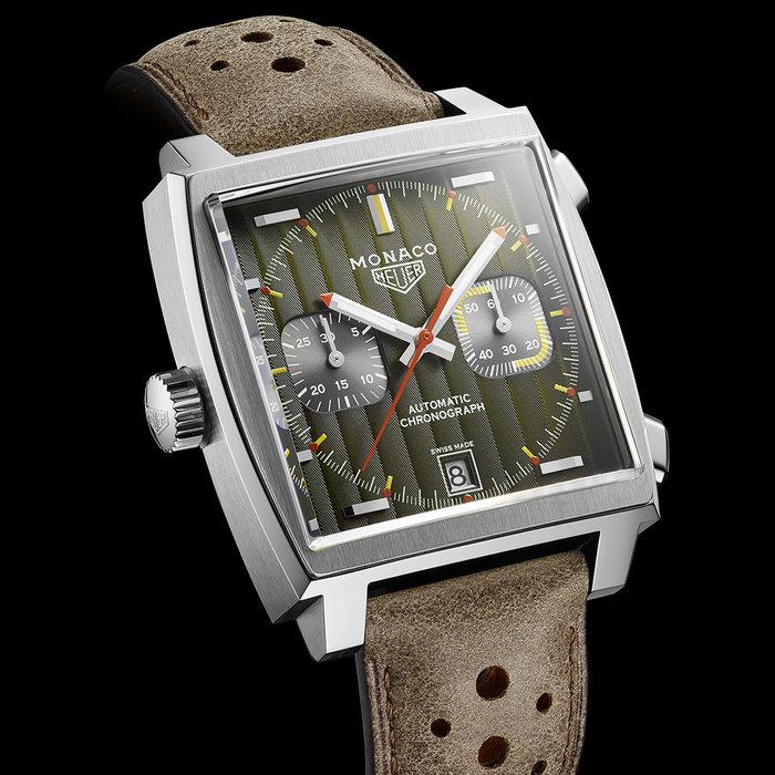 Tag Heuer, Watches, Monaco, Formula One