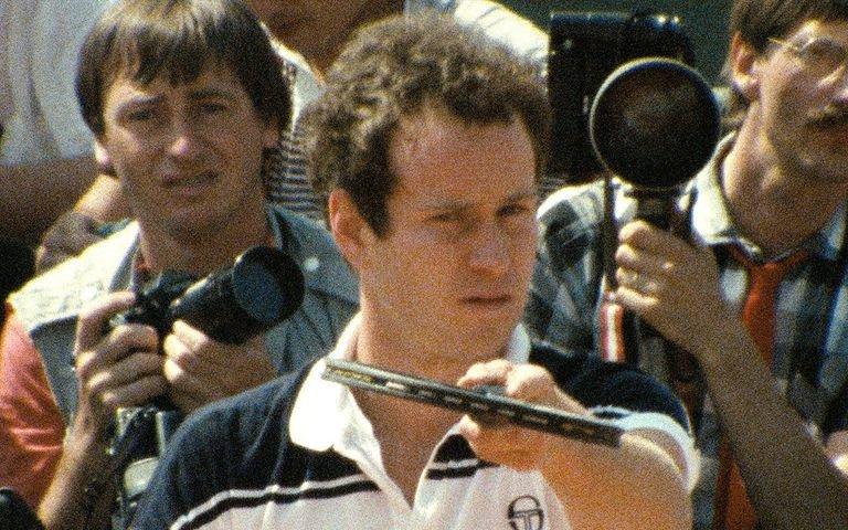 John McEnroe, Tennis, Cinema