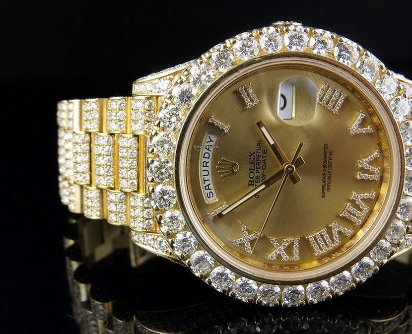 Rolex, Future, Rapper, Gold Rolex