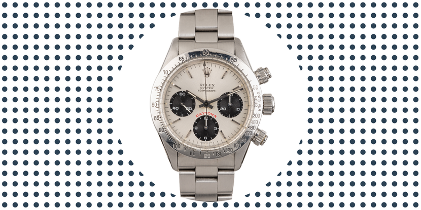 Rolex, Daytona, Sotheby's, Auction, Watches