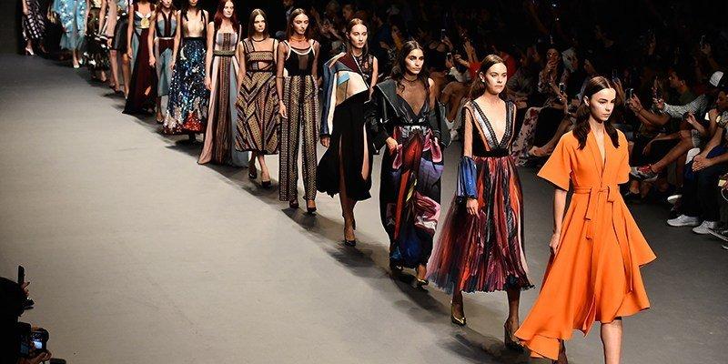 #fashion, Fashion forward, Fashion forward dubai, Runway, Fashion show