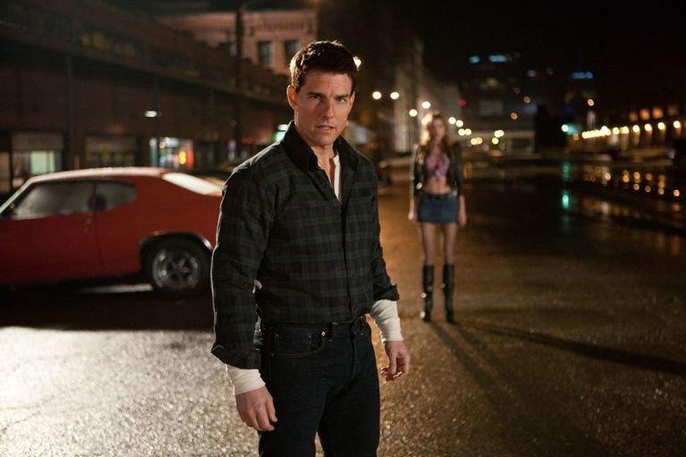 Tom Cruise, Jack Reacher, Lee Child, Television