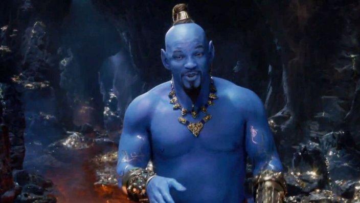 Aladdin, Will Smith, Celebrity