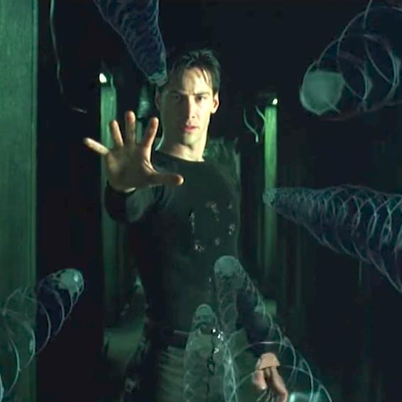 Cinema, The Matrix, Keanu Reeves