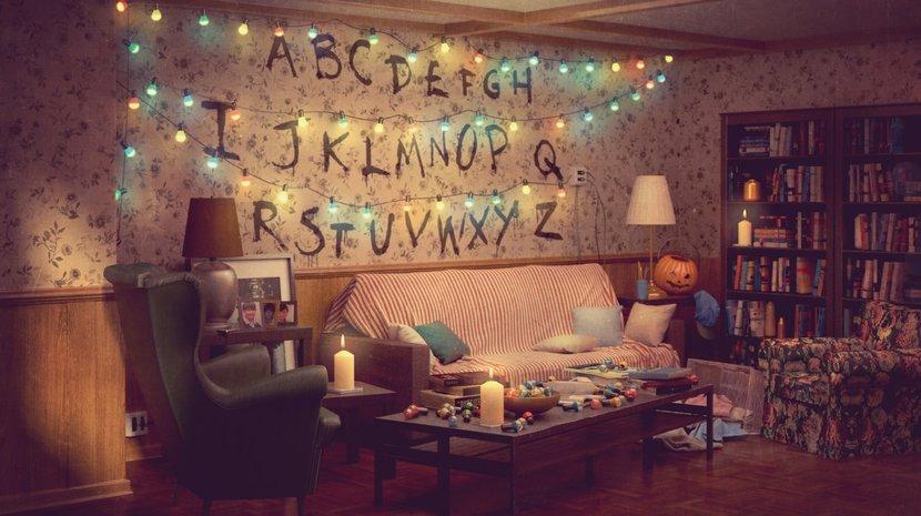 IKEA, Stranger Things, Simpsons, Friends