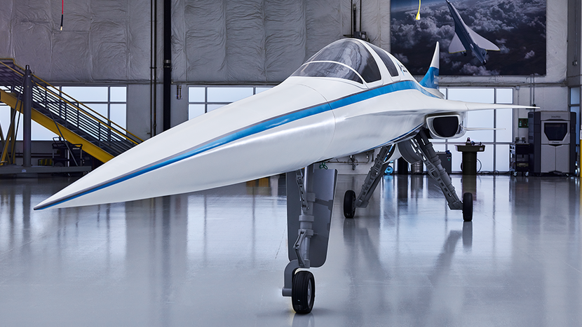 Boom Supersonic, Concorde, Travel