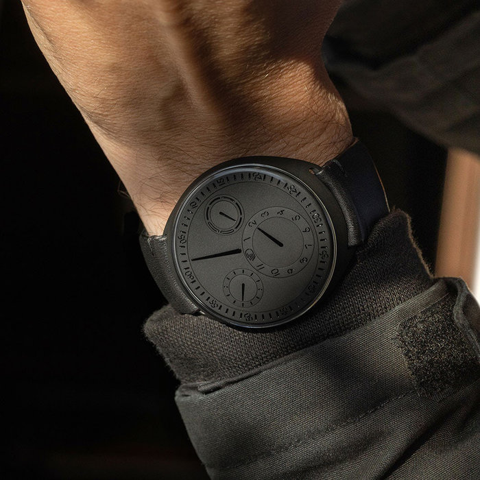 Watches, Ressence, Limited edition