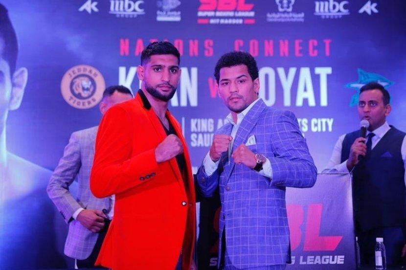 Amir Khan, Pakistan, Boxing, Neeraj Goyat, India, Saudi Arabia