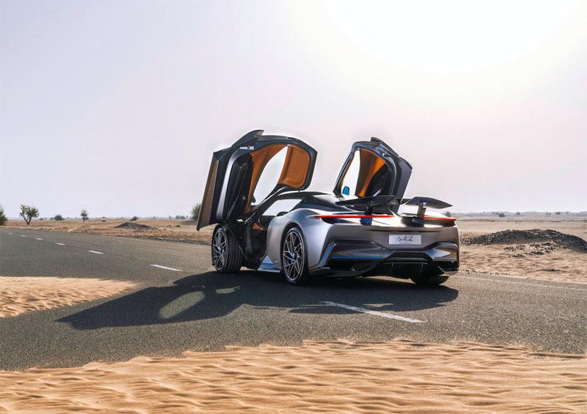 Pininfarina Battista, Hypercar, Electric cars