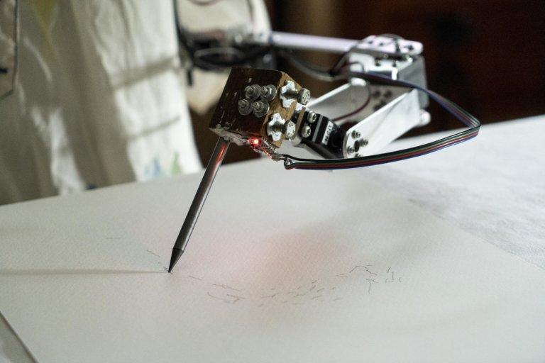 Robot, Artist, Technology, Culture