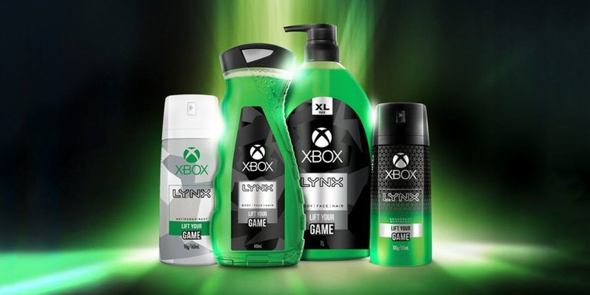 Lynx, Axe, Xbox, Grooming