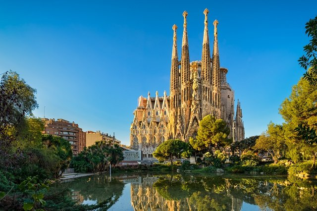 Barcelona, Spain, Culture, Architecture