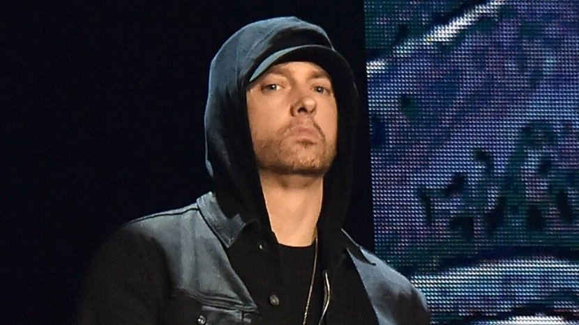 Eminem, Abu dhabi, Kamikaze