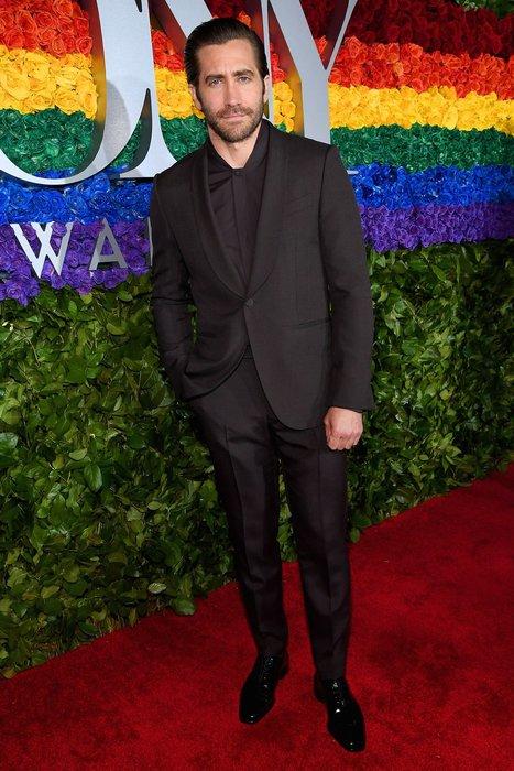 Jake Gyllenhaal wearing Ermenegildo Zegna XXX.
