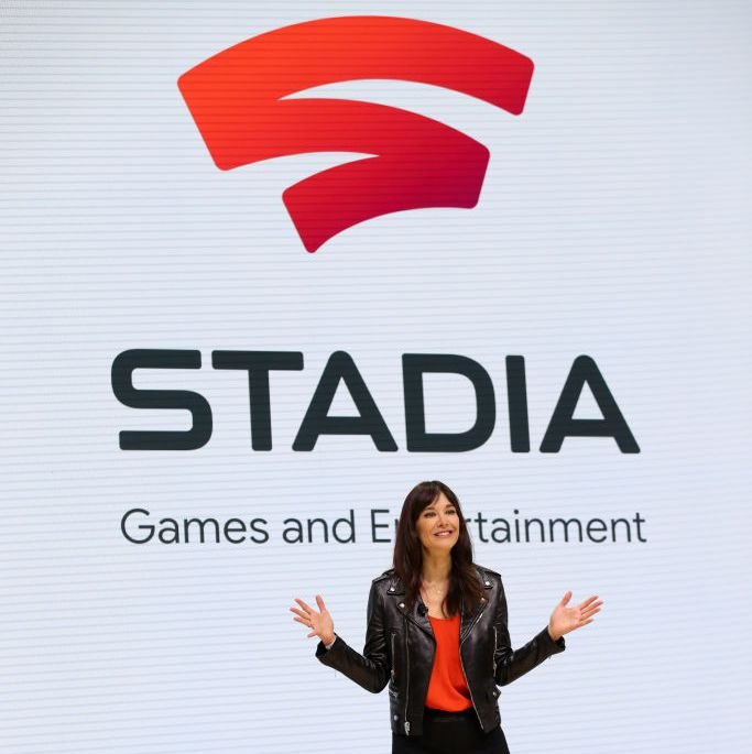 Google, Stadia, Console, Technology, Gaming