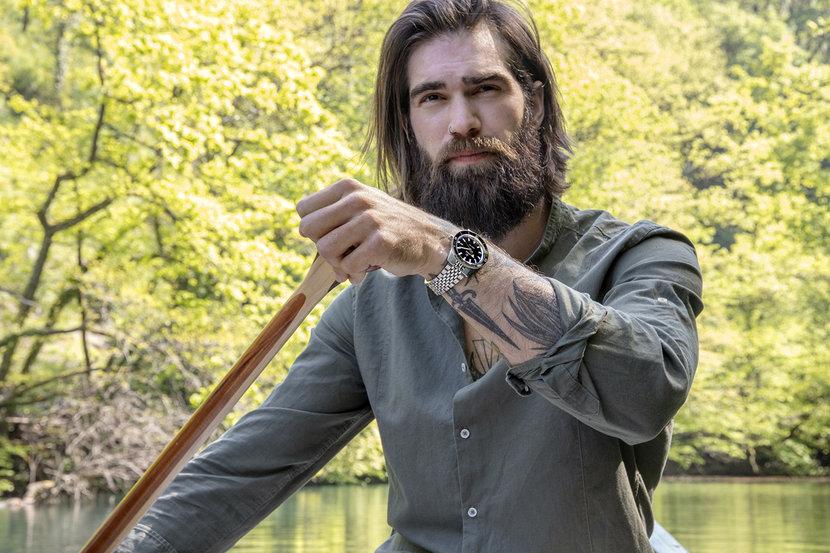 Rado, Captain Cook, Watches